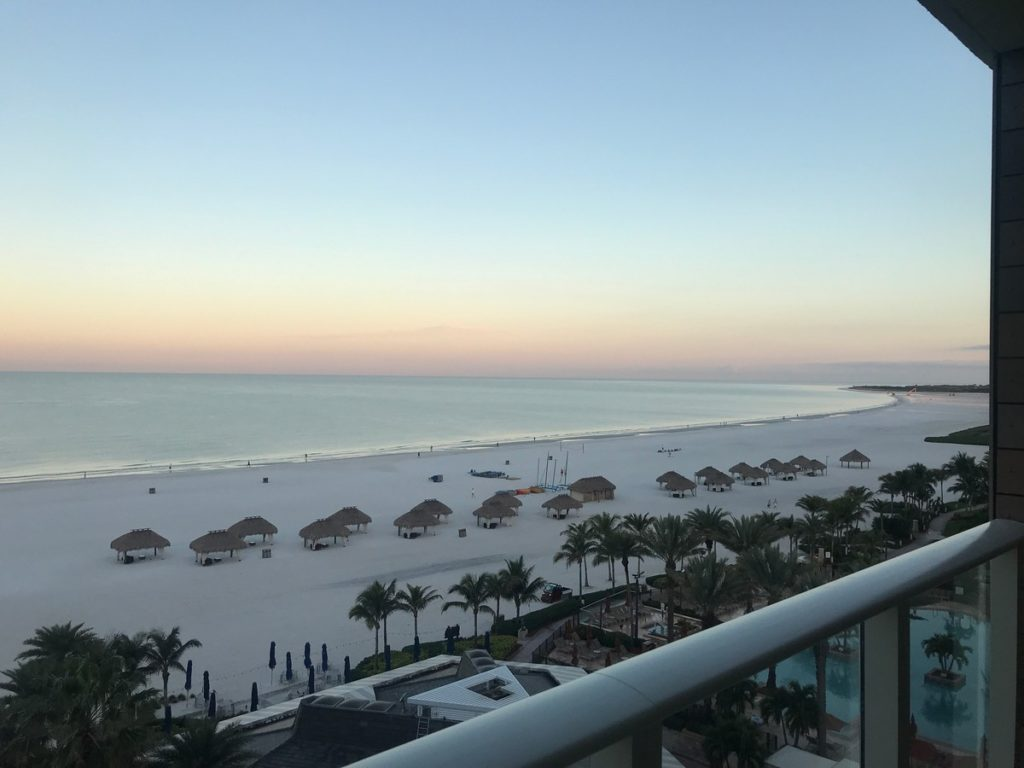 The last day of AGBT19...