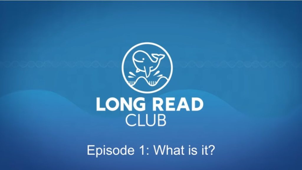 The Long Read Club logo