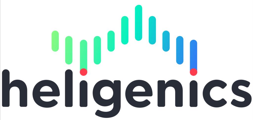 Heligenics company logo