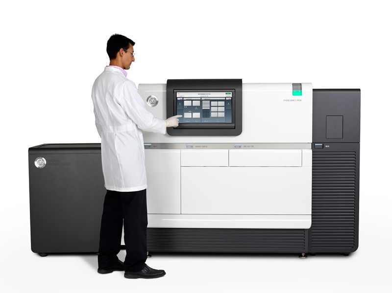 "Pacific BioSciences RS Sequencer, from their {a href=""http://www.pacificbiosciences.com/news_and_events/mediakit""}media kit{/a} page."
