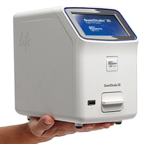 QuantStudio 3D Digital PCR System